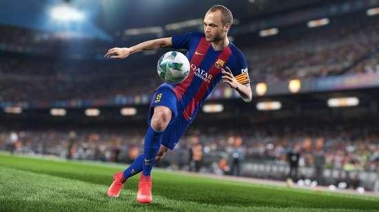 [PS3] Pro Evolution Soccer 2018 (2017) - FULL ITA