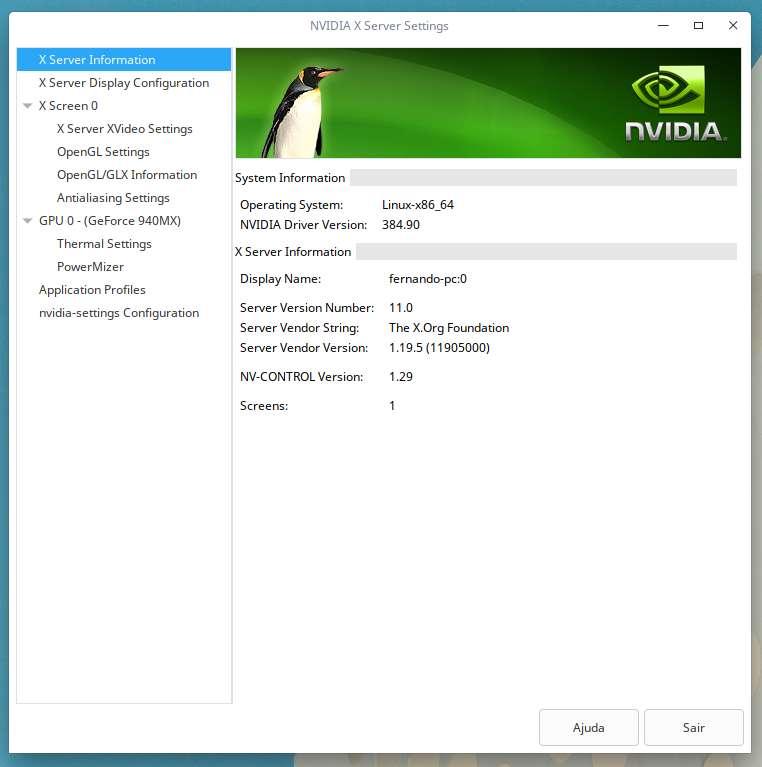 Manjaro Update Nvidia Drivers