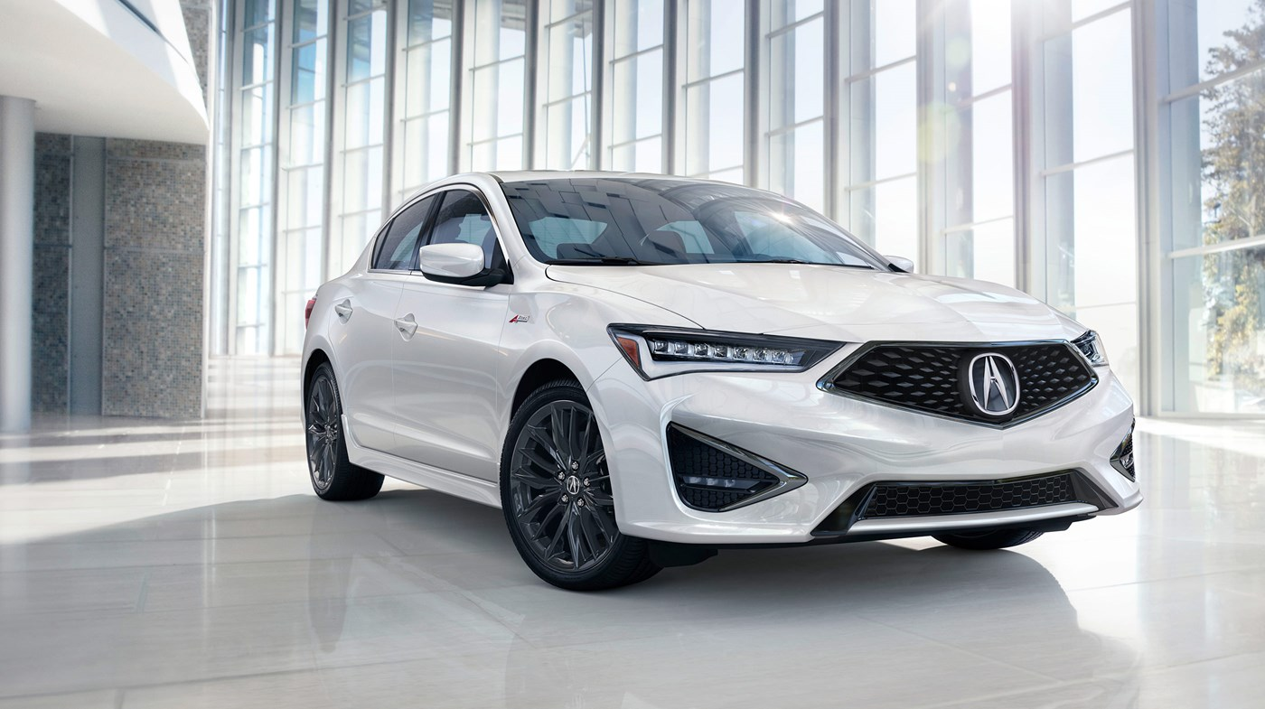 2021 Acura ILX A-SPEC Exterior Styling