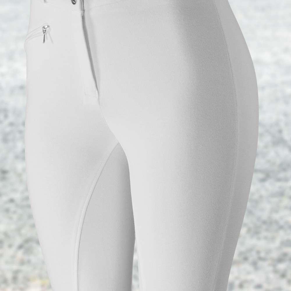 Horze-Women-039-s-Active-Silicone-Grip-Full-Seat-Riding-Breeches-Elastic-Leg-Bottoms thumbnail 13