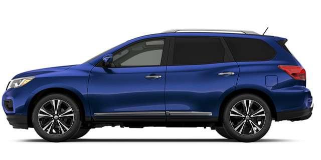 2018 Nissan Murano S Pathfinder