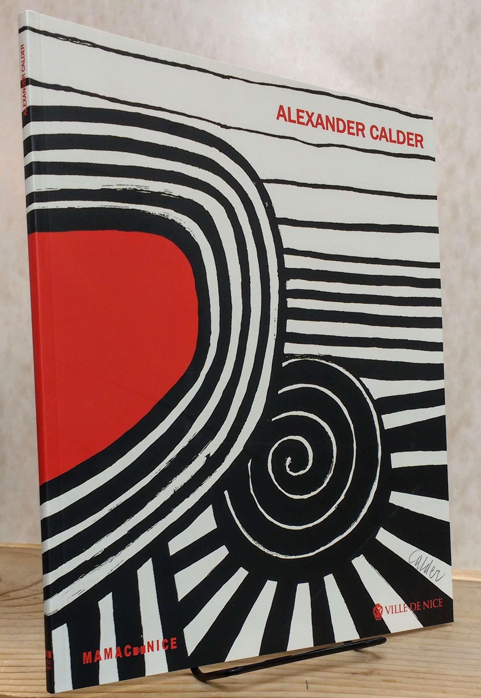 Hommage a Alexander Calder (Galerie contemporaine 24 mai - 7 septembre 2014)