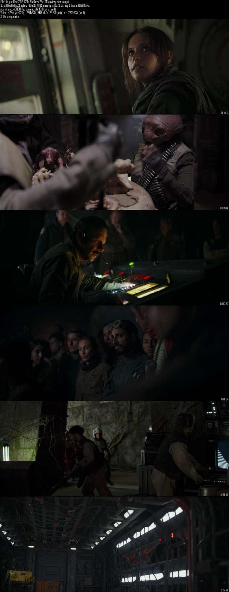 Screen Shots Rogue One 2016 Full HD Movie Download English