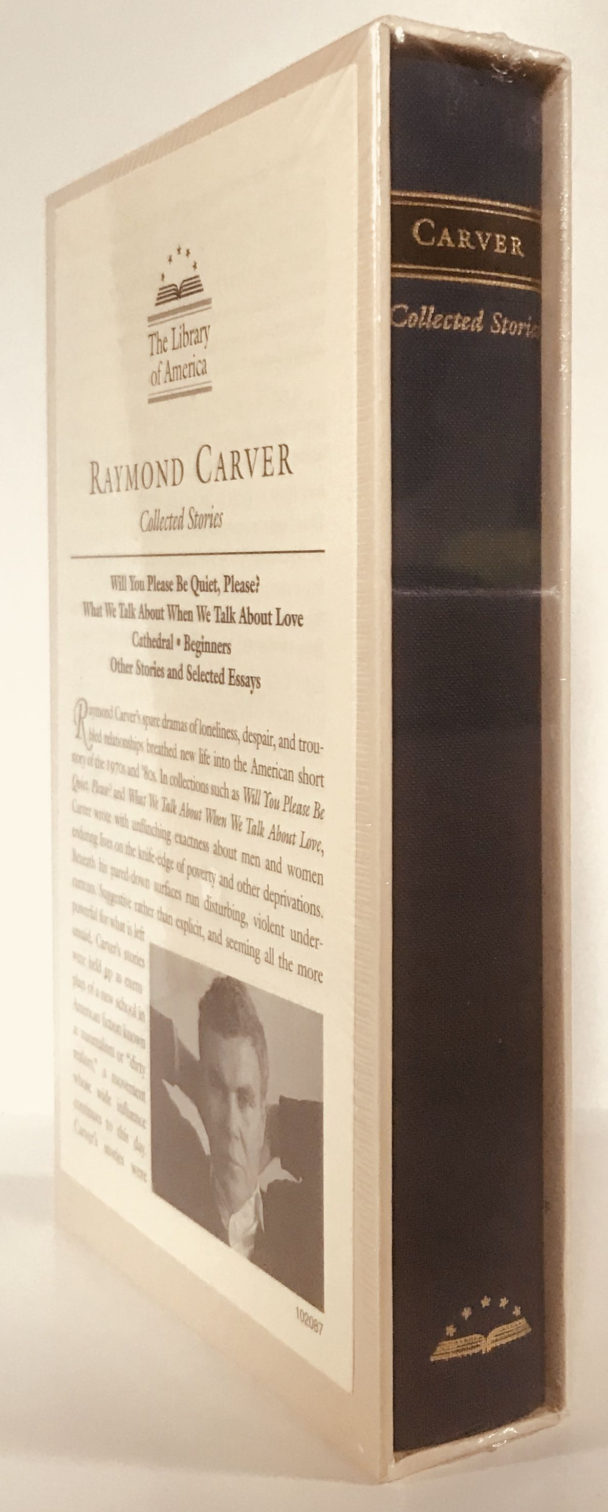 Raymond Carver: Collected Stories (Library of America), Carver, Raymond