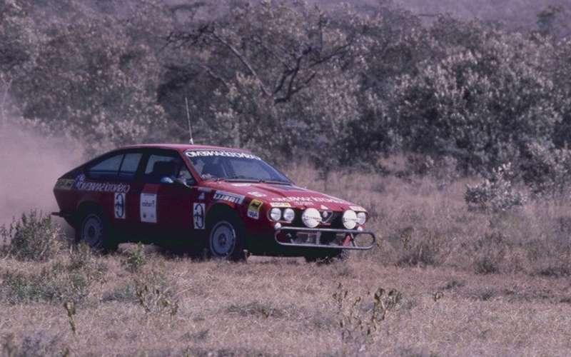 1981 Alfa Romeo Alfetta GT