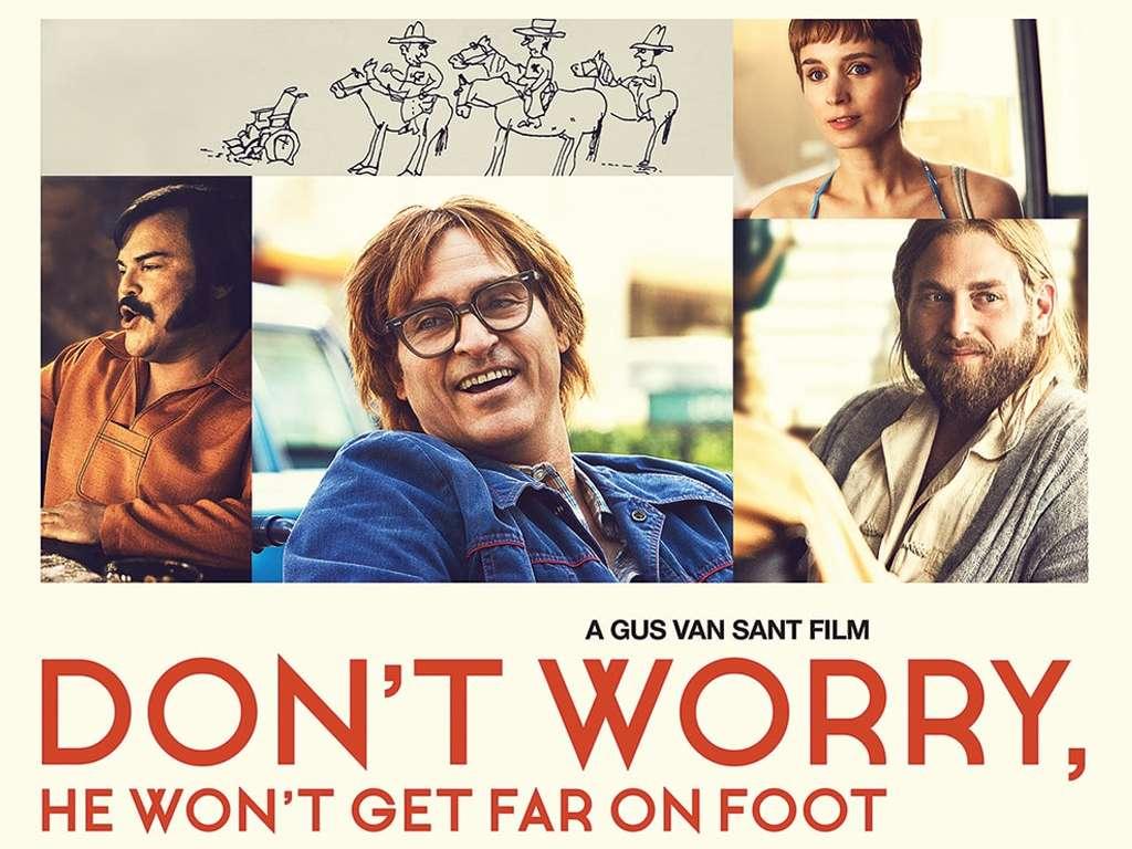 Μην ανησυχείς, δε θα φτάσει μακριά με τα πόδια (Don't worry he won't get far on foot) Poster Πόστερ Wallpaper