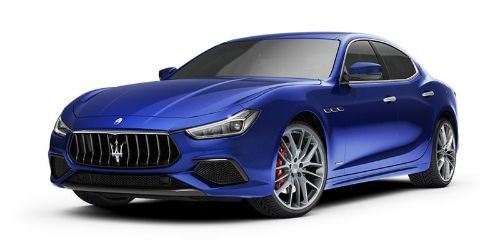 2018 Maserati Ghibli And 2018 Ghibli S Q4 Comparison Information