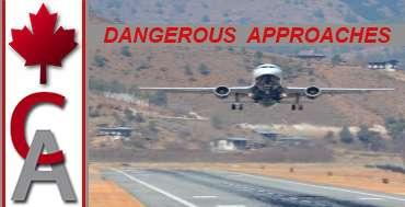 Dangerous Approaches Tour