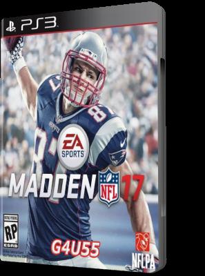 [PS3] MADDEN NFL 17 (2016) - ENG