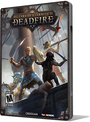 [PC] Pillars of Eternity II: Deadfire - Rum Runners Pack DLC (2018) - SUB ITA