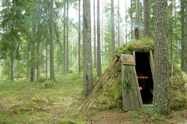 Kolarbyn Ecolodge (Skinnskatteberg/ Sweden)