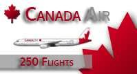 250 Flights
