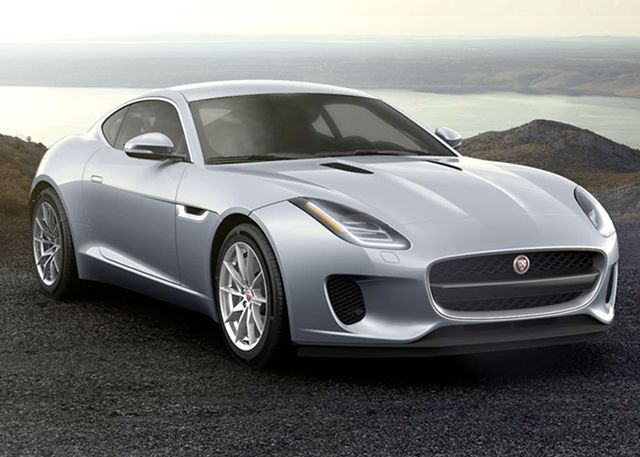 2020 F-TYPE P300 Coupe Lease Deal in Louisville Kentucky
