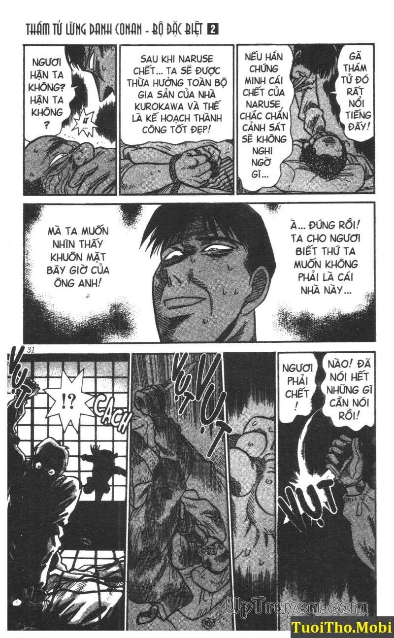 đọc truyện Conan bộ đặc biệt chap 10 trang 26