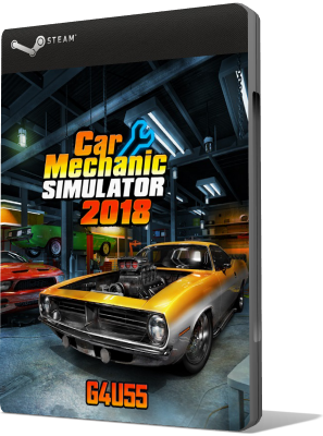 [PC] Car Mechanic Simulator 2018 - Plymouth - Update v1.5.11 incl. DLC (2017) - SUB ITA