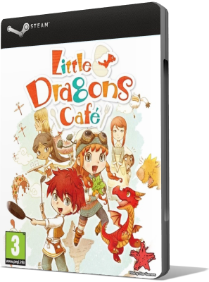 [PC] Little Dragons Café (2018) - SUB ITA