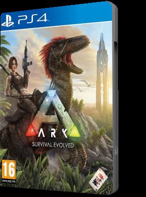 [PS4] ARK: Survival Evolved (2017) - SUB ITA