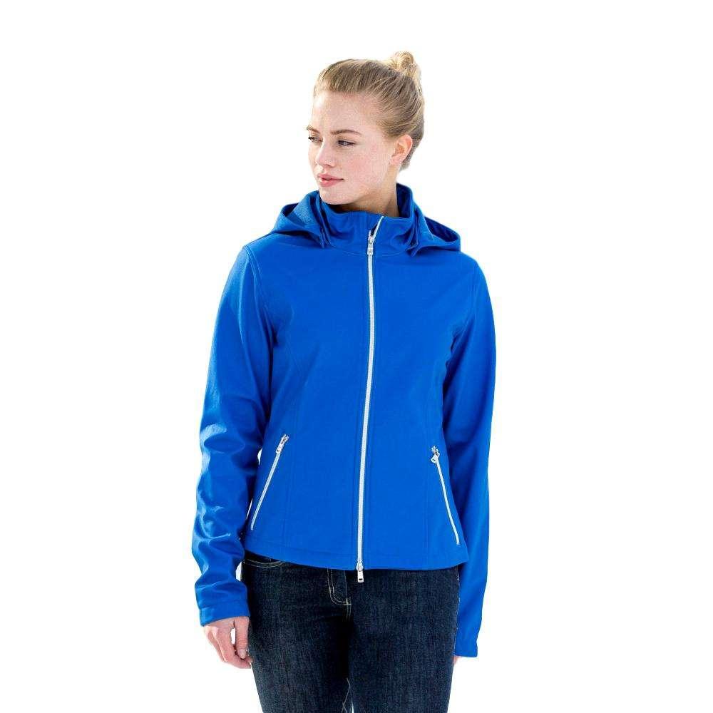 Horze-Fredrica-Breathable-Waterproof-Child-039-s-Short-Soft-Shell-Jacket thumbnail 11