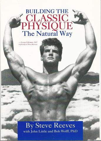 Building the Classic Physique the Natural Way