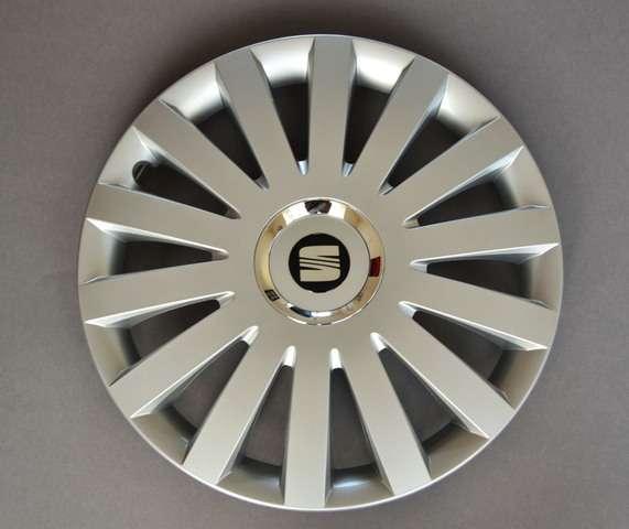 "16/"" Seat Alhambra,Toledo,Leon,Ibiza...Wheel Trims Covers Hub Caps,Quantity 4"