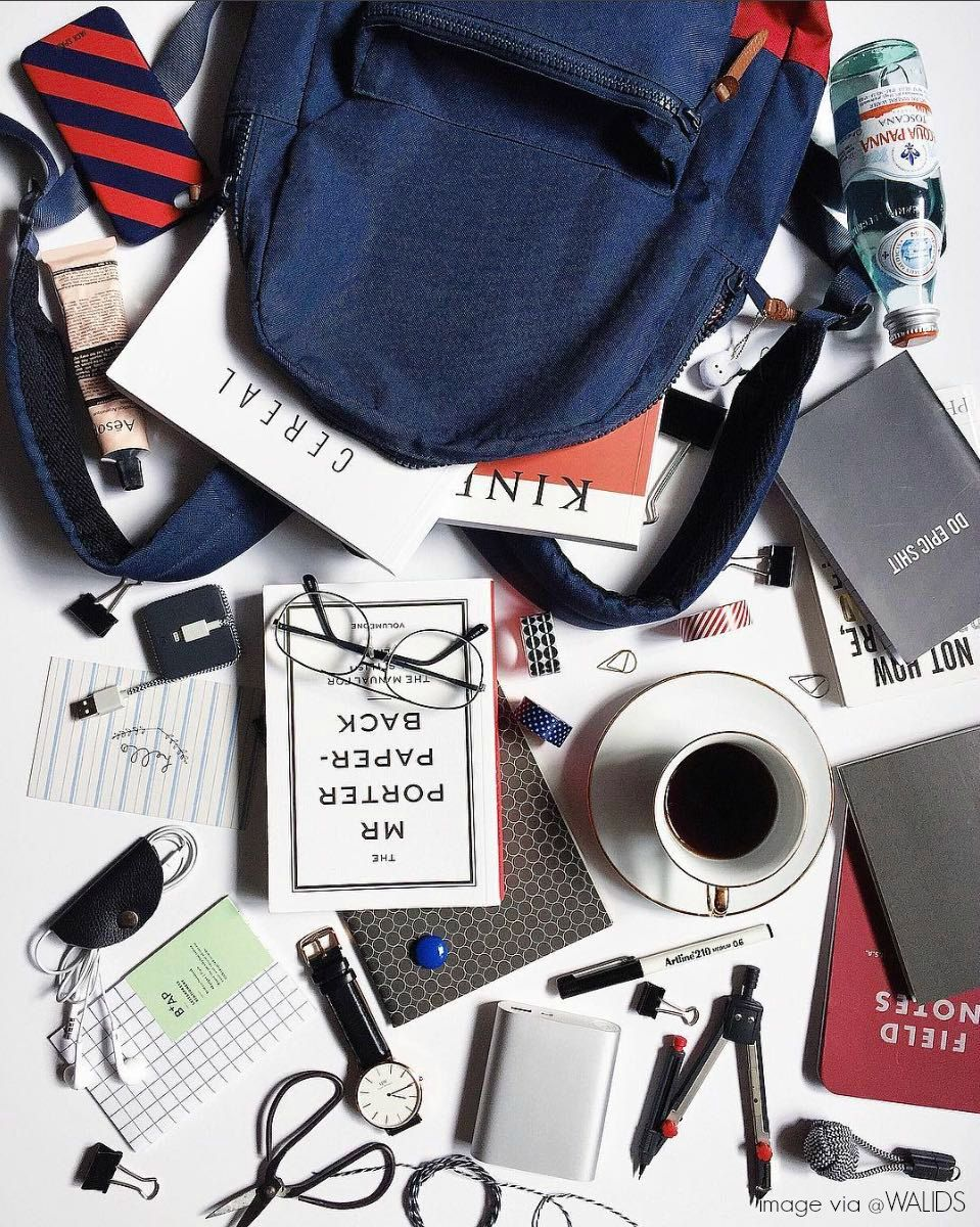 Top Tips for Creating the Perfect Flatlay