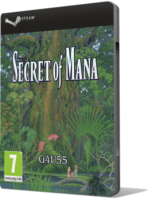 [PC] Secret of Mana (2018) - ENG