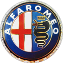 1972 Alfa Romeo Badge Logo