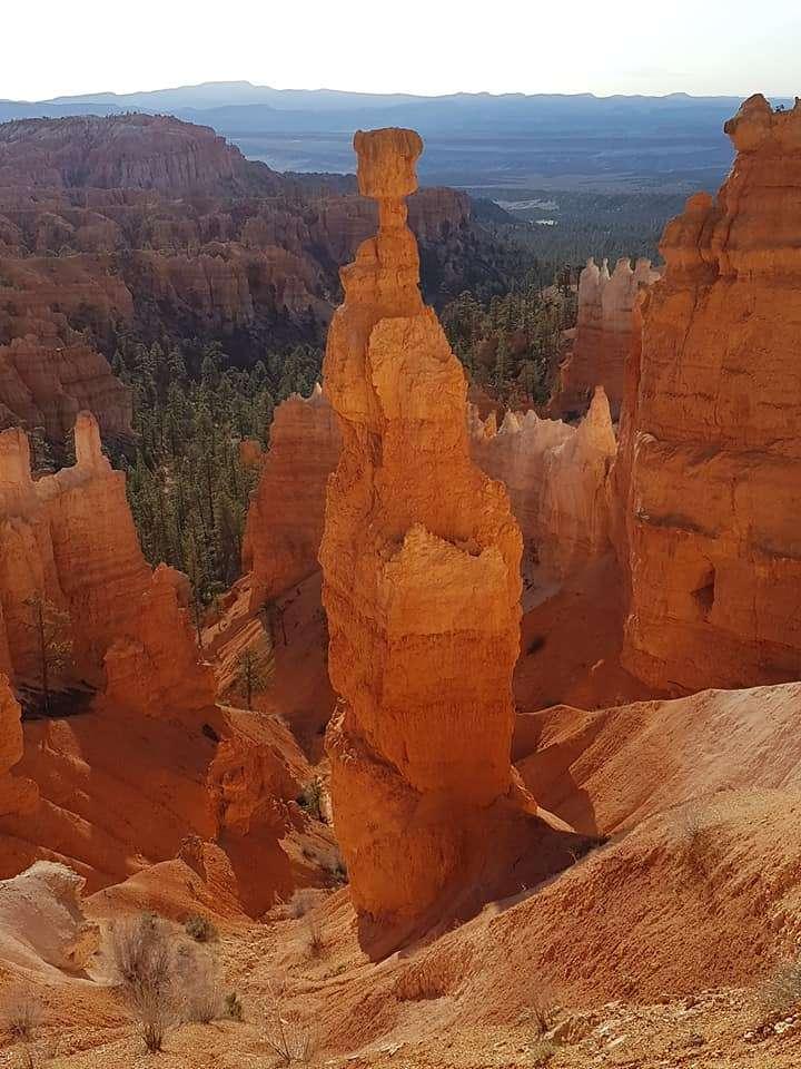 parques nacionales de la Costa Oeste de EEUU - BRYCE CANYON