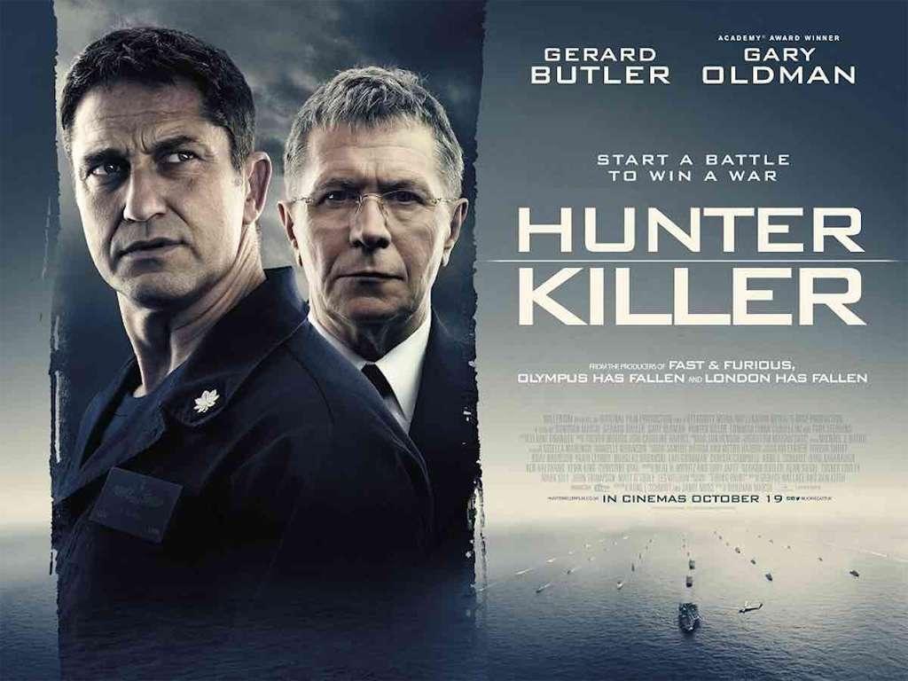 Hunter Killer Quad Poster Πόστερ