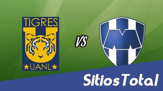 Ver Tigres vs Monterrey en Vivo – Cuartos de Final Ida Clausura 2016 – Miércoles 11 de Mayo del 2016