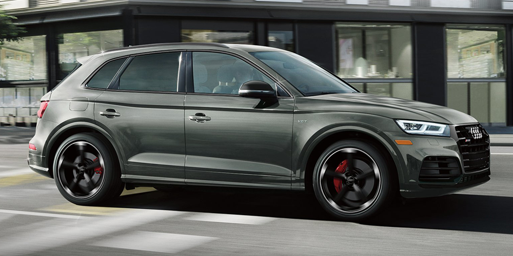 Audi Q5 Vs Bmw X5 2019