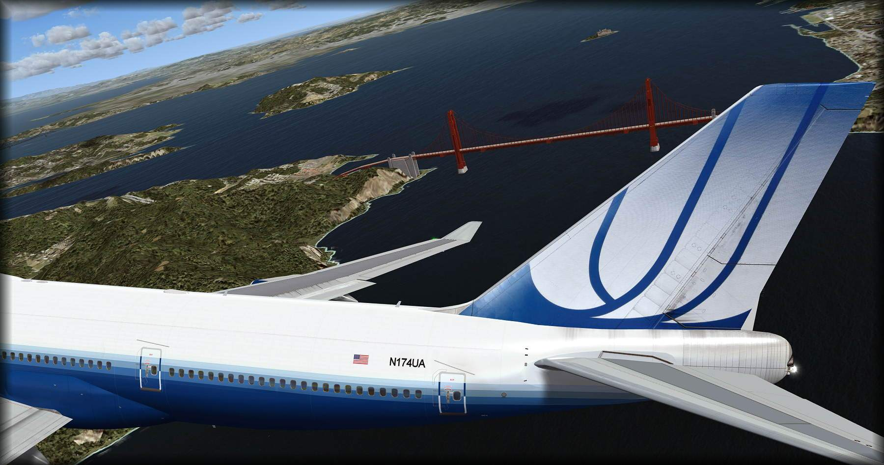UAL Tulip by request - iFly Development Team Forums