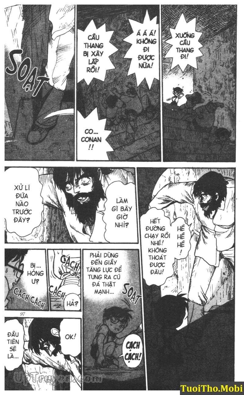 đọc truyện Conan bộ đặc biệt chap 5 trang 14