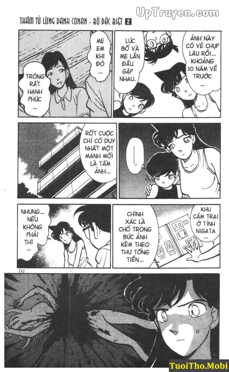 đọc truyện Conan bộ đặc biệt chap 16 trang 8