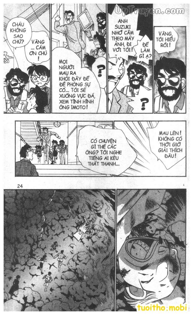 đọc truyện Conan bộ đặc biệt chap 19 trang 3