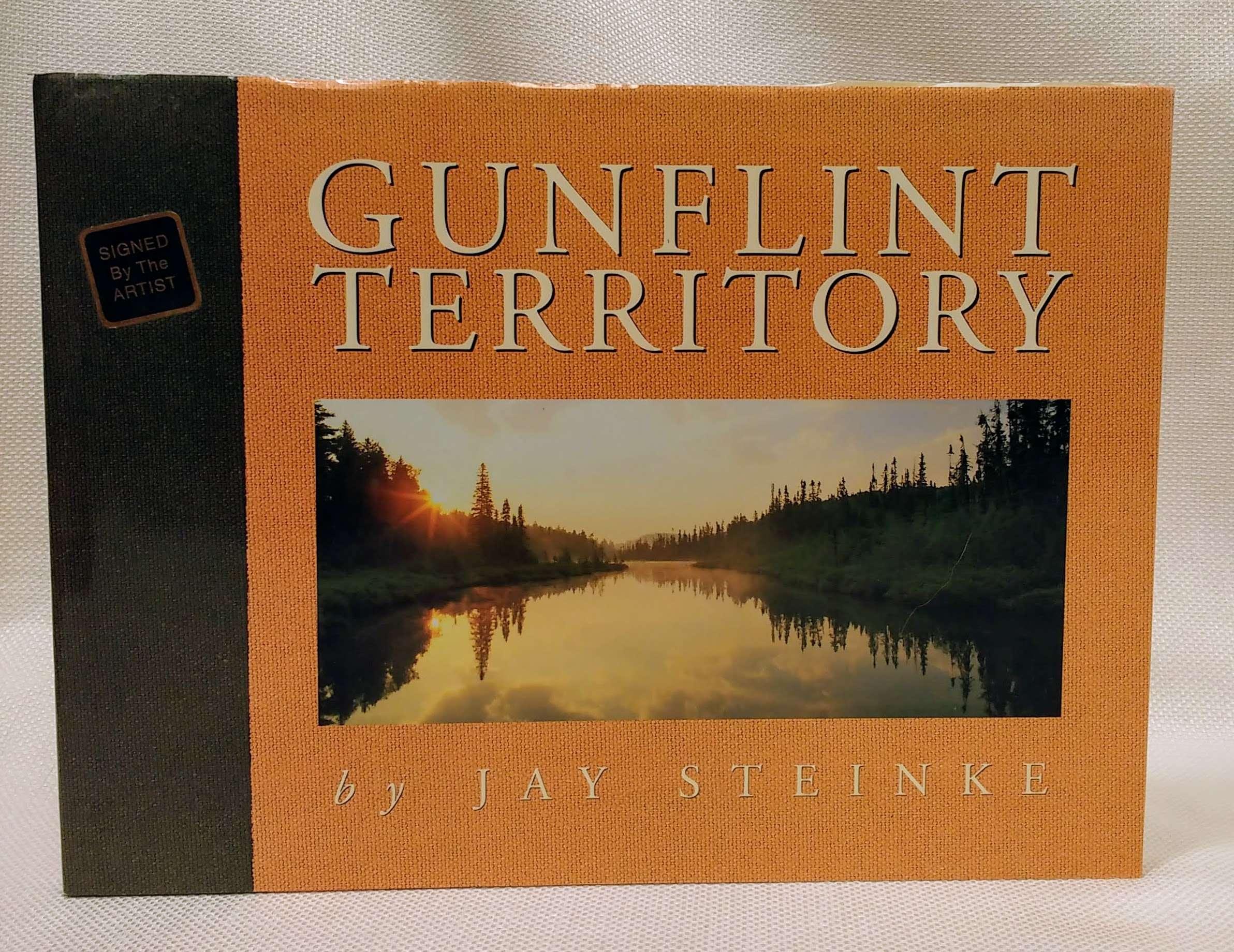 Gunflint Territory, Steinke, Jay