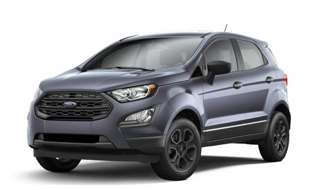 Ford EcoSport S 4WD Lease Deal