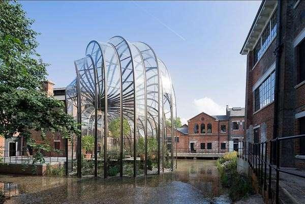Bombay Sapphire Distillery Glasshouses (Laverstoke/ U.K.)