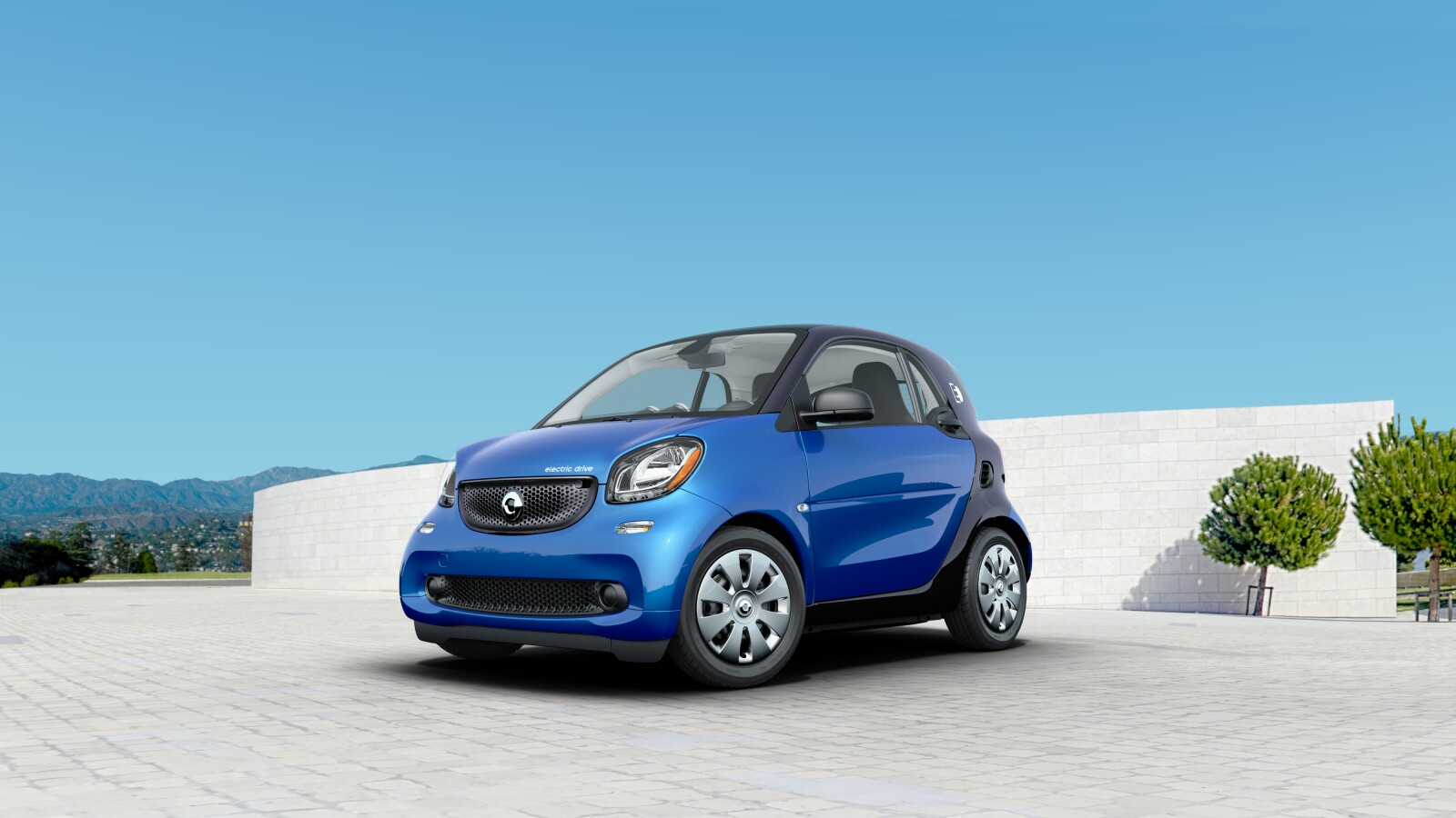 2018 smart pure coupe