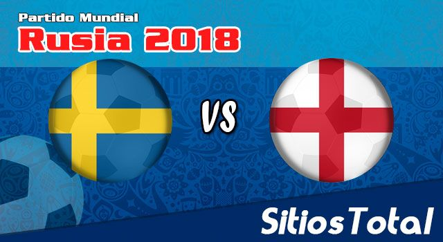 Ver Suecia vs Inglaterra en Vivo – Mundial Rusia 2018
