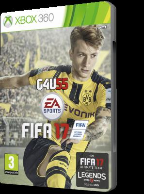 [XBOX360] FIFA 17 (2016) - FULL ITA