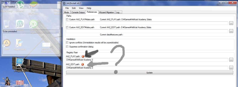 AA2Install - FOSS mod installer - Version 6 3 (Illusion