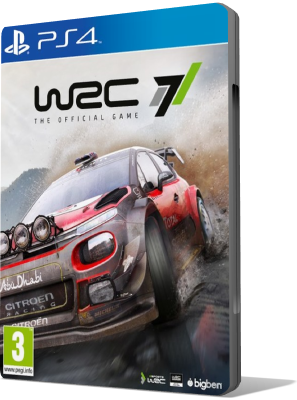 [PS4] WRC 7 FIA World Rally Championship (2017) - FULL ITA