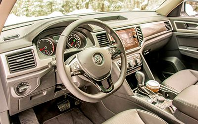 2020 Volkswagen Atlas Interior 01