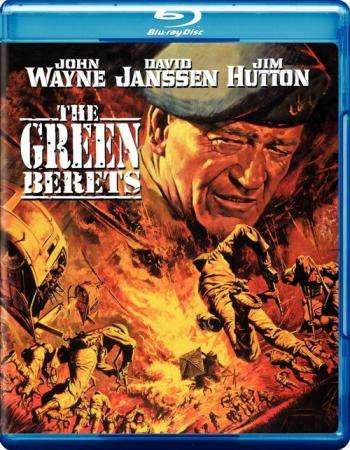 Berretti verdi (1968) BDRA BluRay Full AVC DD ITA Sub - DDN