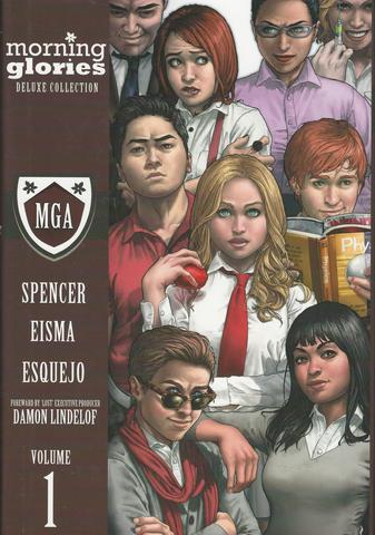 Morning Glories, Vol. 1: For a Better Future, Nick Spencer
