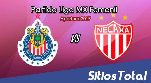 Chivas vs Necaxa en Vivo – Liga MX Femenil – Sábado 12 de Agosto del 2017