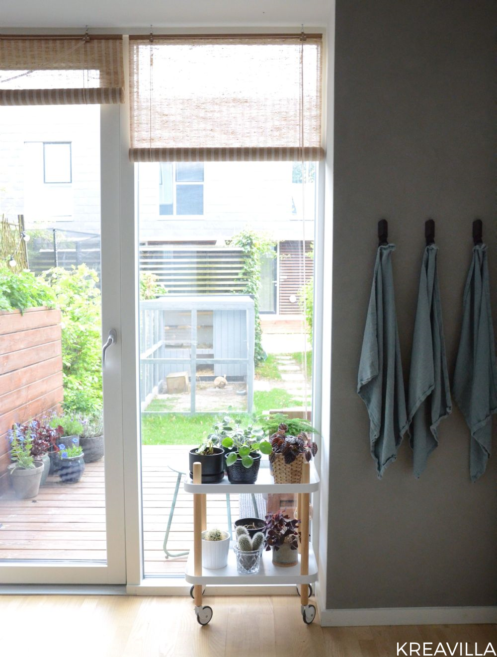 Natur gardiner | Kreavilla