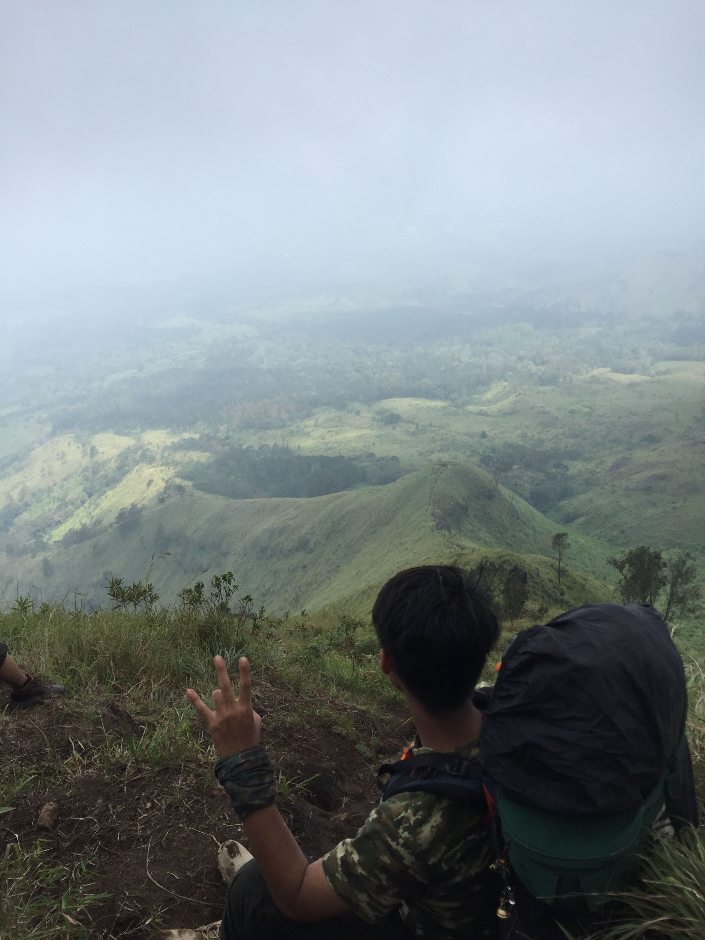 [CATPER] PENDAKIAN ARJUNO-WELIRANG via LAWANG turun TRETES (7-9 APRIL 2018)