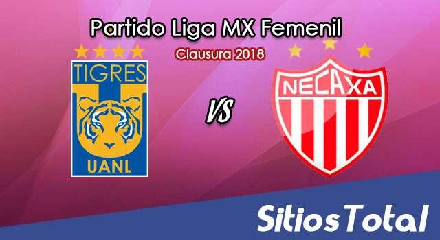 Tigres vs Necaxa en Vivo – Liga MX Femenil – Lunes 26 de Febrero del 2018